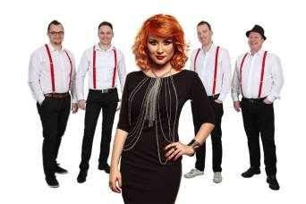 MAJA ODERLAP & POWER BAND